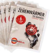 Warmpack Zehenwärmer